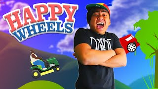 IMPOSSIBLE LEVEL COMPLETED 100% | Happy Wheels