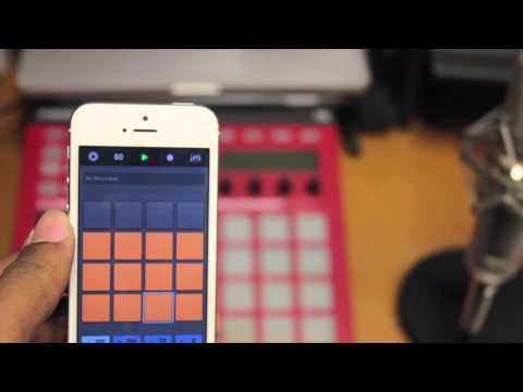How to do 3/4 and 6/8 Time Signatures in iMaschine