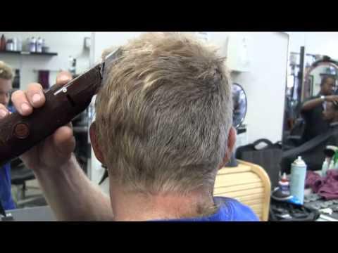 How to clipper cut hair by self