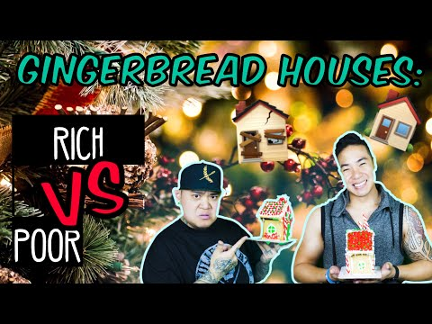 FAILED!! Decorating Gingerbread House