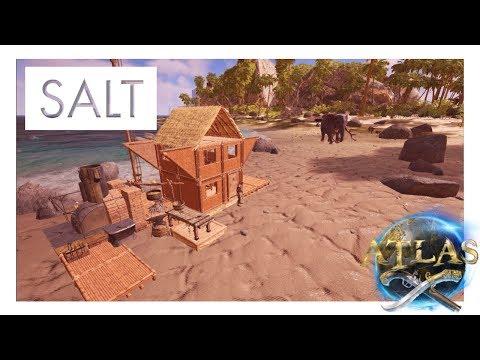 Atlas - How to Get Salt