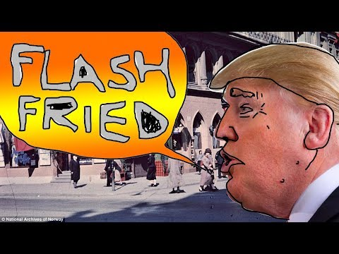 Liberal Hurricanes, Trump's Fake Patriotism, White Guilt Professor Banned From Diner = FLASH FRIED