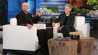 Howie Mandel and Madonna