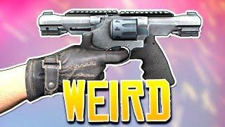 WEIRD WEAPONS IN CS:GO