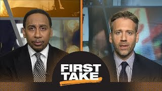 Stephen A. and Max react to Warriors