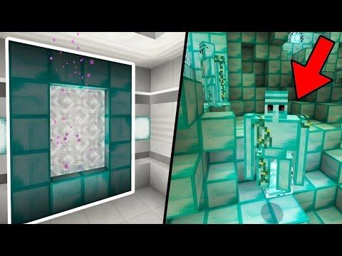 NEW Diamond Dimension in MINECRAFT PE 1.0?! - MCPE 1.0 Update (Pocket Edition)