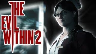 SHUT UP NURSE | The Evil Within 2 - Part 3
