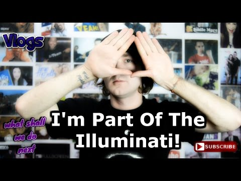 I'm Part Of The ILLUMINATI! l Selling My Soul For Fame And Fortune