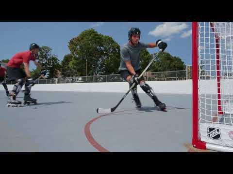 Franklin Steel Hockey Goals