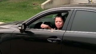 Woman in racist tirade video speaks out, won't apologize