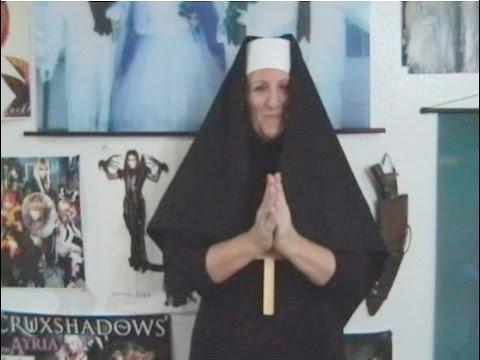 How to Make a Nun Costume