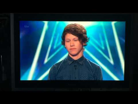 Isaac Waddington I can't make you love me on B G T Live 28 May 2015