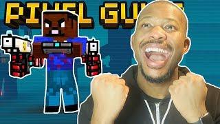 ROAD TO UNLOCKING EXOSKELETONS!  | Pixel Gun 3D