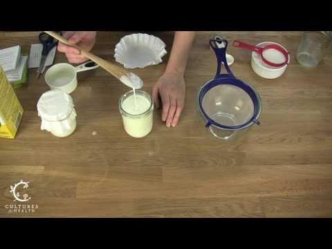 [OUTDATED] Milk Kefir Activation