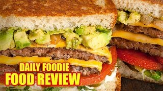 Santa Barbara Style Char Review - The Habit Burger Grill