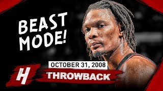 Throwback: Chris Bosh Full Highlights vs Warriors (2008.10.31) - 31 Pts, 9 Reb, CLUTCH!