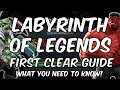 Labyrinth Of Legends First Clear Guide What You Need To Know Marvel Contest Of Champions