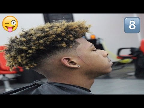 HAIR TUTORIAL THOT BOY/ NAPPY HAIR