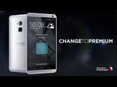 HTC ONE MAX First Look ! Commercial !
