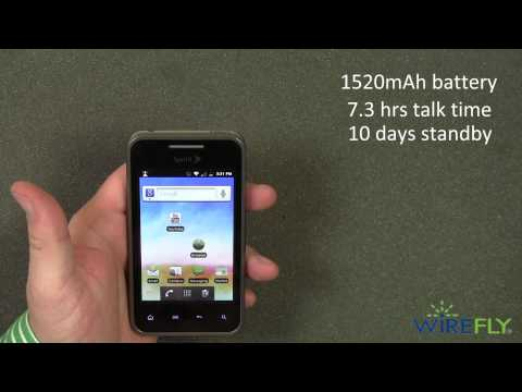 LG Optimus Elite Smartphone Quick Look by Wirefly