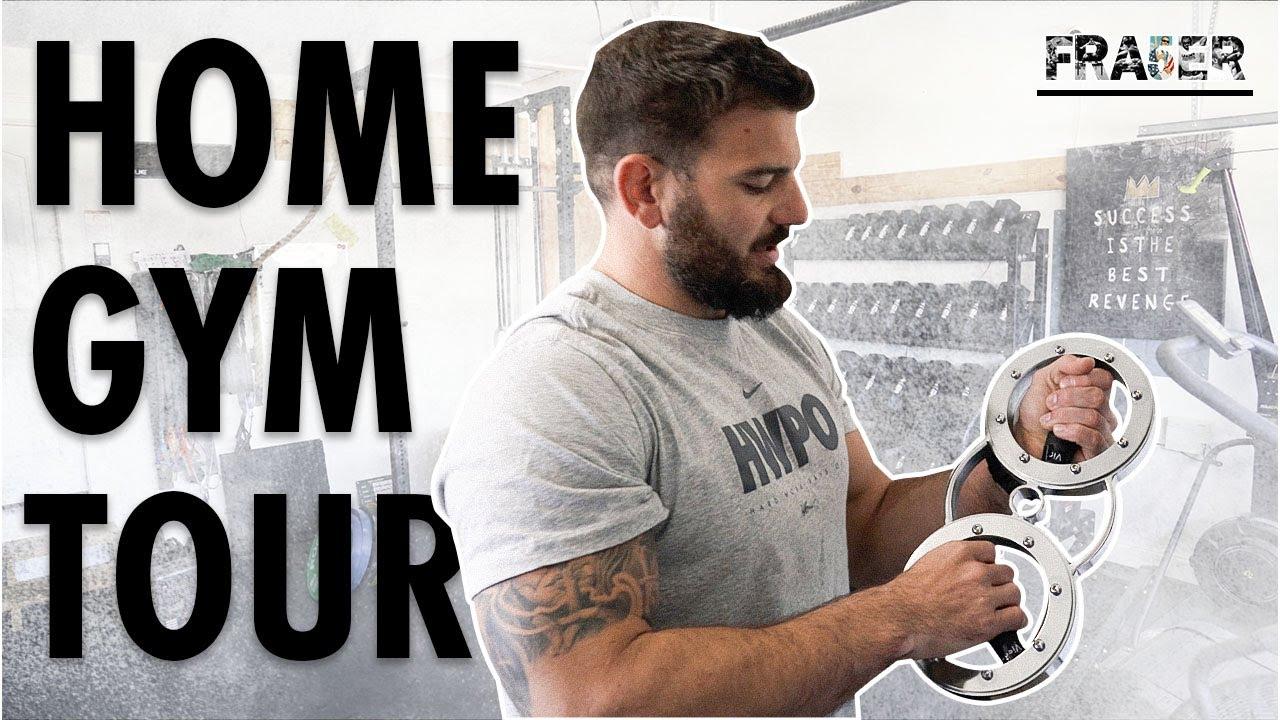 Mat Fraser's Home Gym Tour | FRA5ER