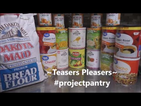 VR to #projectpantry