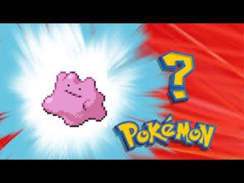Where To Find Ditto In Pokémon Fire Red