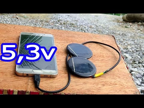 How to make a free energy mobile charger at home, Best free electric bank