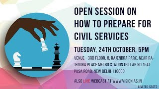 How to Prepare for Civil Services