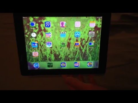 Colors messed up on iPad? Here's how to fix it