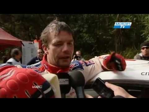 From the Vault: WRC Day 3 Amazing Last Stage | New Zealand 2010