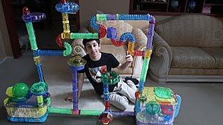 BUILDING MY HAMSTER HIS DREAM CAGE: PART 2 (CRAZY) | FaZe Rug