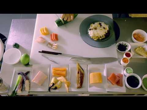 Chirashi Sushi - El Arte de Noe