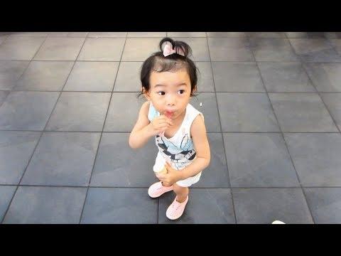 DANCE FOR ICE CREAM! - VlogsWithLinda
