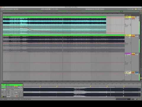 Ableton LIVE Making DJ MIX