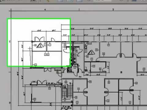 Using Adobe Acrobat to Find the Square Footage of a Floor Plan