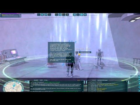 Unlocking Jedi | SWGEmu (Liberator)