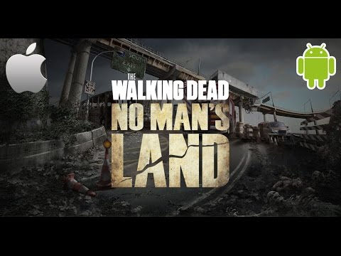 The Walking Dead No Man's Land Game Play Trailer iOS & Android + Extras