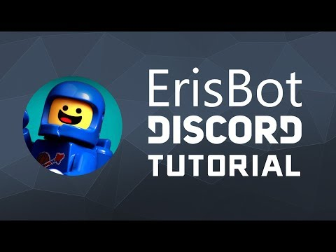 Discord Erisbot Setup & Install Tutorial - Using the Music DJ Command