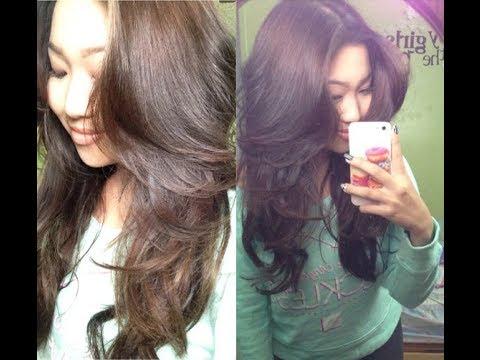 Heatless Volumized Hair