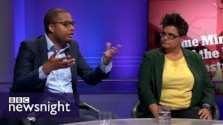 Is mainstream media biased against Jeremy Corbyn? - BBC Newsnight