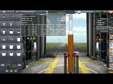 Kerbal Space Program (0.23) - Realism Overhaul 003 - Scrambling for Orbit