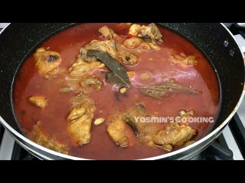 Delhi Style Chicken Korma By Yasmin's Cooking