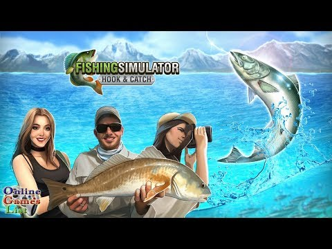 Fishing Simulator - Hook & Catch Android Gameplay HD