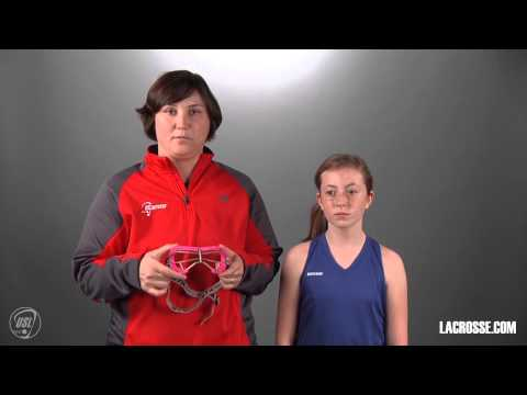 Youth goggles sizing guide | LACROSSE.COM