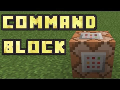 Minecraft PE - How To Get Command Blocks!