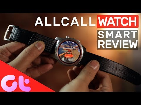 AllCAll Smartwatch Review : The Ultimate Smartwatch!