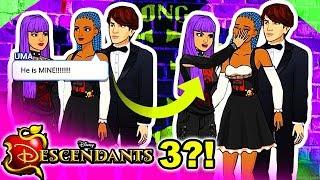 Descendants 3: The Return of Uma | MAL DEFEATS UMA!! | Episode 2