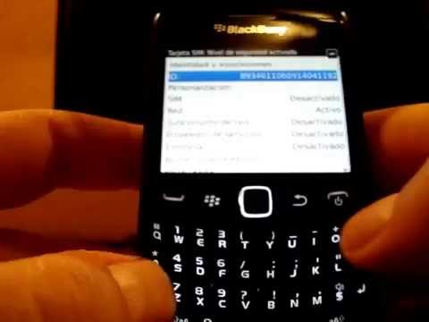 Liberar móvil por IMEI BlackBerry 9360 Curve | Desbloquear celular 9360 Curve