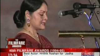 Filmfare Awards Look Back: 1994-1995